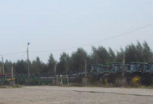 Аренда открытой площадки в Санкт-Петербурге