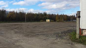Открытая площадка для аренды на Волхонском шоссе